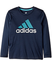 adidas Kids - Clima Photo Sport Tee (Toddler/Little Kids)