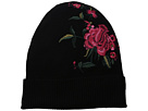 LAUREN Ralph Lauren Chrysanthemum Embroidered Hat