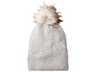 LAUREN Ralph Lauren Birdseye Metallic and Beaded Beanie