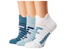 Nike Dry Cushioned Low Training Socks 3-Pair Pack