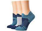 Nike Dry Cushioned Mesh Low Training Socks 3-Pair Pack