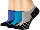 Nike Dry Cushion No Show Tab Training Socks 3-Pair Pack
