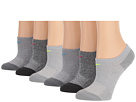 Nike Performance Lightweight Mesh No Show Training Socks 6-Pair Pack