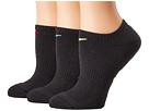 Nike Performance Cushioned Mesh No Show Training Socks 3-Pair Pack