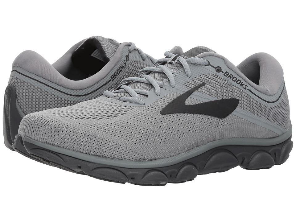 Brooks - Anthem (Ebony/Black/Grey) Mens Running Shoes