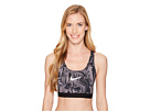 Nike Classic Painted Marble Medium Support Sports Bra