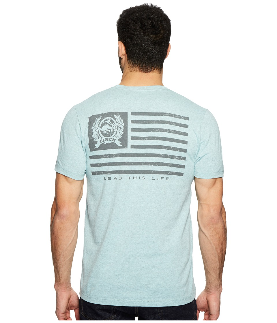 Cinch - Short Sleeve Jersey Tee