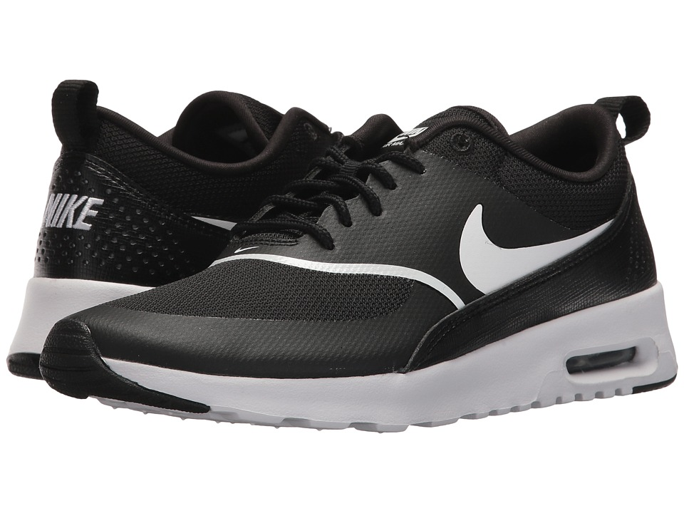 Nike Air Max Thea (Black/White 2) Women's Shoes