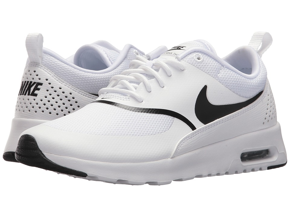 Nike Air Max Thea (White/Black) Women's Shoes