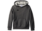 adidas Kids Core 18 Hoodie (Little Kids/Big Kids)