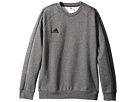 adidas Kids adidas Kids Core 18 Sweatshirt Top (Little Kids/Big Kids)