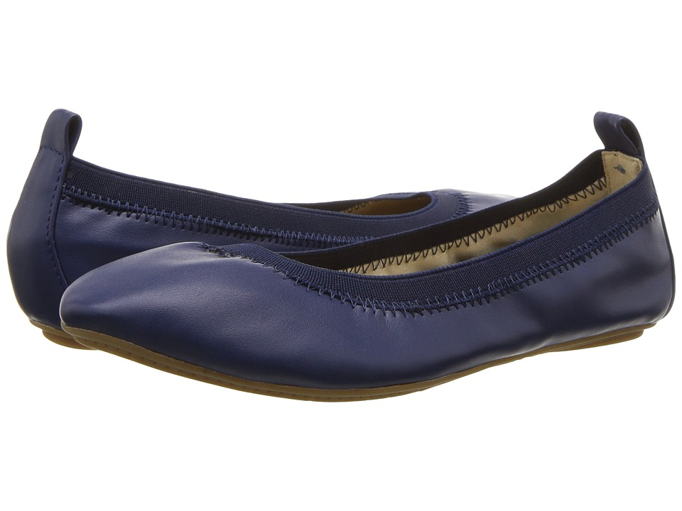 Yosi Samra Kids Limited Edition Miss Samara (Toddler/Little Kid/Big Kid) (Navy) Girls Shoes