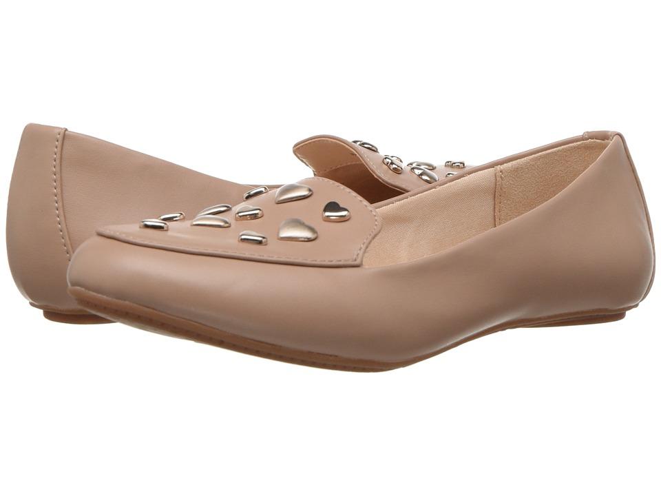 Yosi Samra Kids Miss Vera (Toddler/Little Kid/Big Kid) (Nude) Girls Shoes