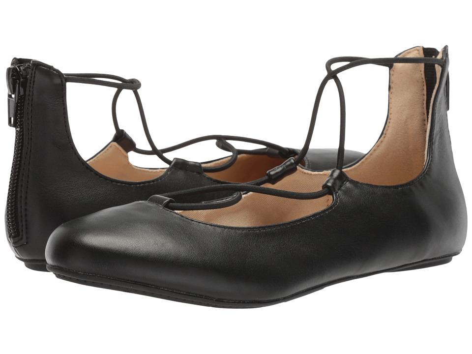 Yosi Samra Kids - Miss Shelly (Toddler/Little Kid/Big Kid) (Black) Girls Shoes