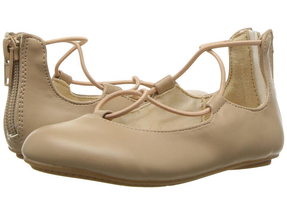 Yosi Samra Kids Miss Shelly (Toddler/Little Kid/Big Kid) (Nude) Girls Shoes