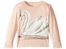 Stella McCartney Kids - Georgie Swan Sketched T-Shirt (Infant)