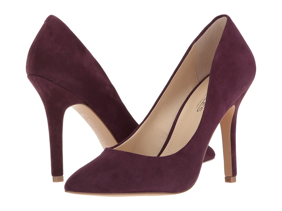 Charles by Charles David Maxx (Cabernet Suede) High Heels