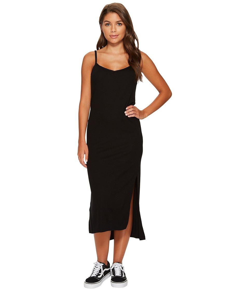 Billabong Great News Dress (True Black) Women