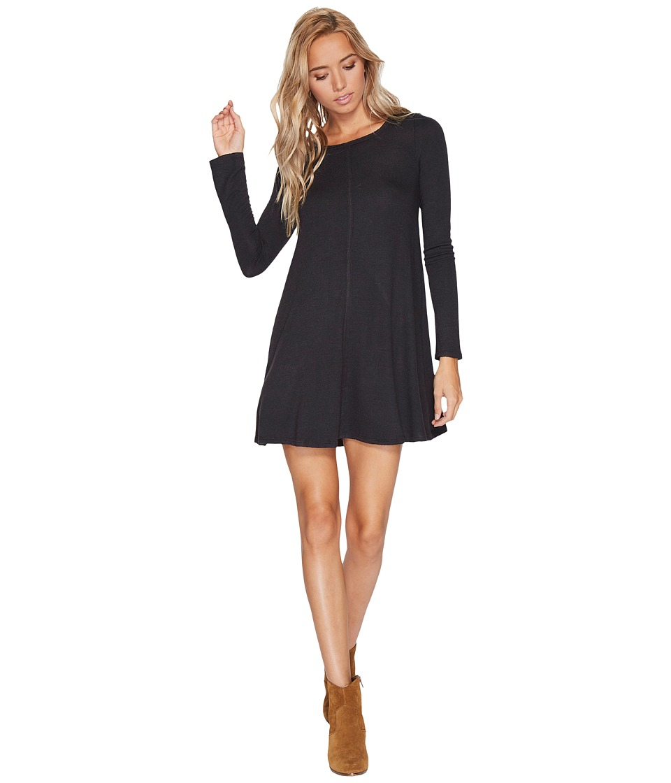 Billabong Another Day Dress (Off-Black) Women