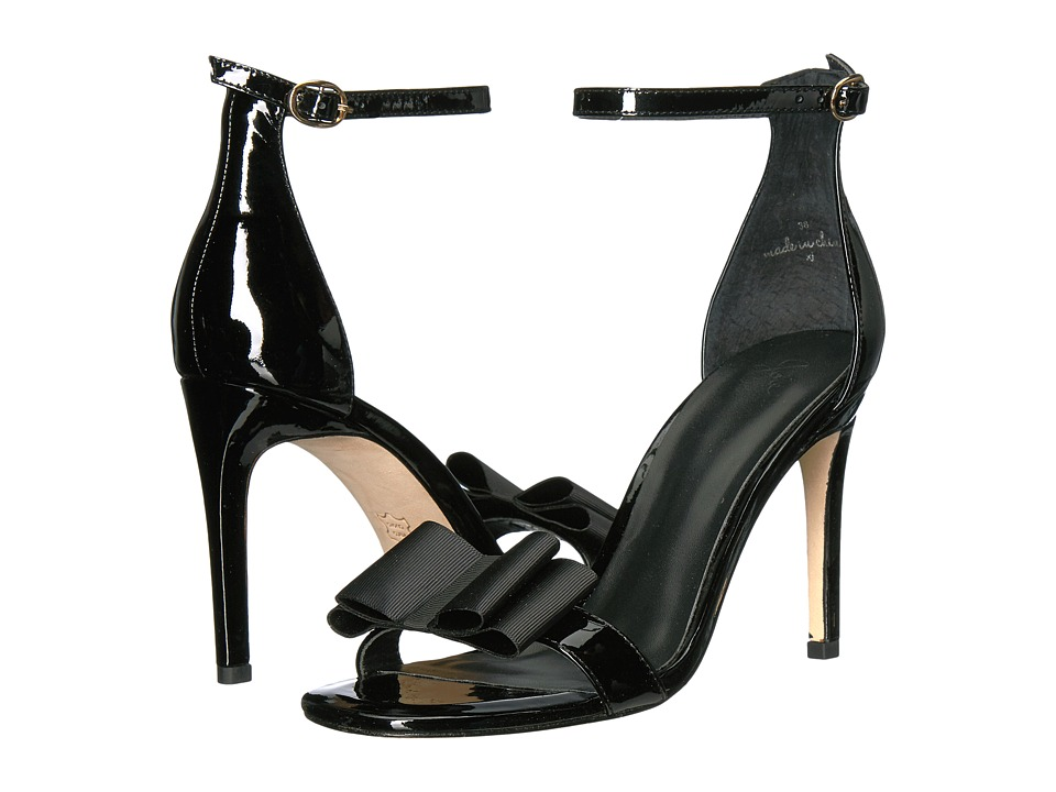 Joie Akane (Black Patent Leather) Women