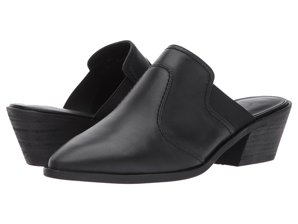 Joie Aideen (Black Calf Leather) Women