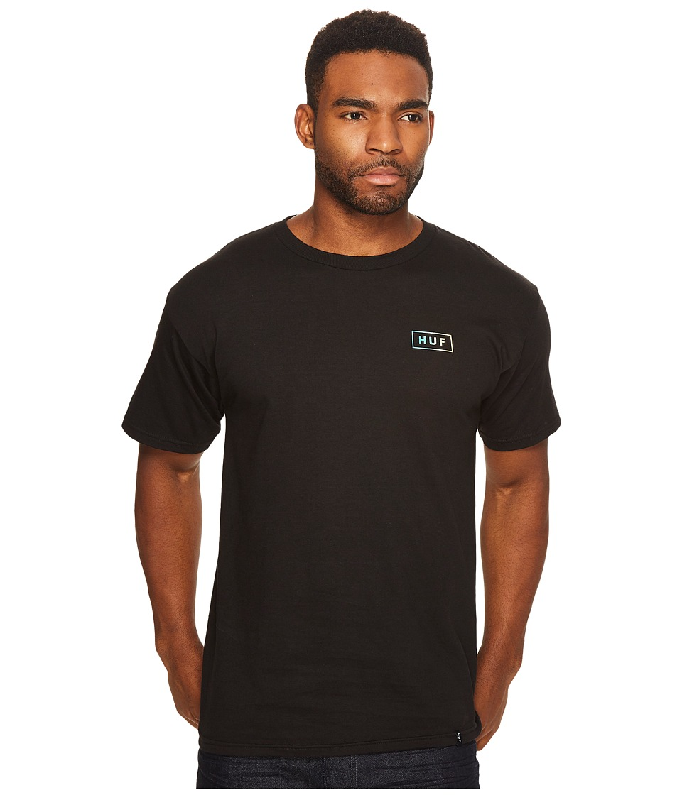 HUF - Gradient Bar Logo Tee