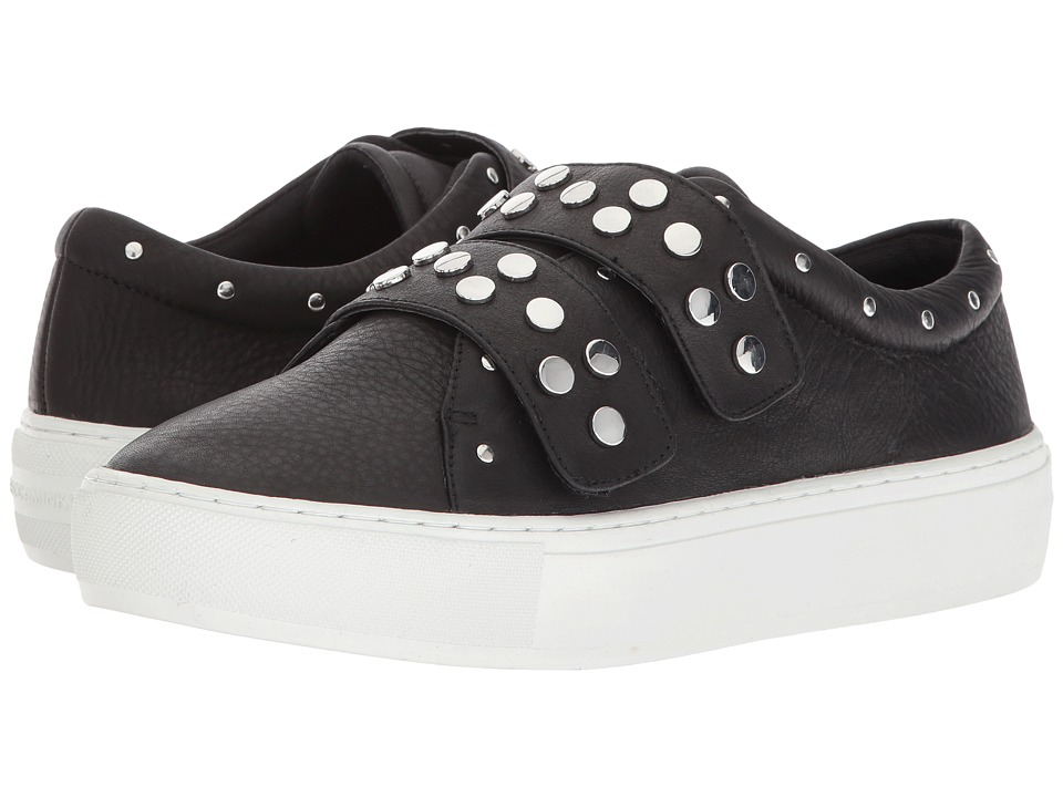 Rebecca Minkoff - Natasha (Black Lamba) Womens Shoes