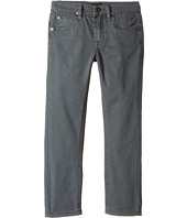 Hudson Kids - Jagger Slim Straight Twill in Unconquered (Toddler/Little Kids/Big Kids)