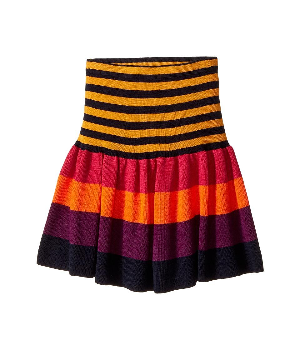 Sonia Rykiel Kids - Multi-Striped Skirt