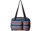 Sonia Rykiel Kids Sonia Rykiel Kids - Multicolored Striped Diaper Bag