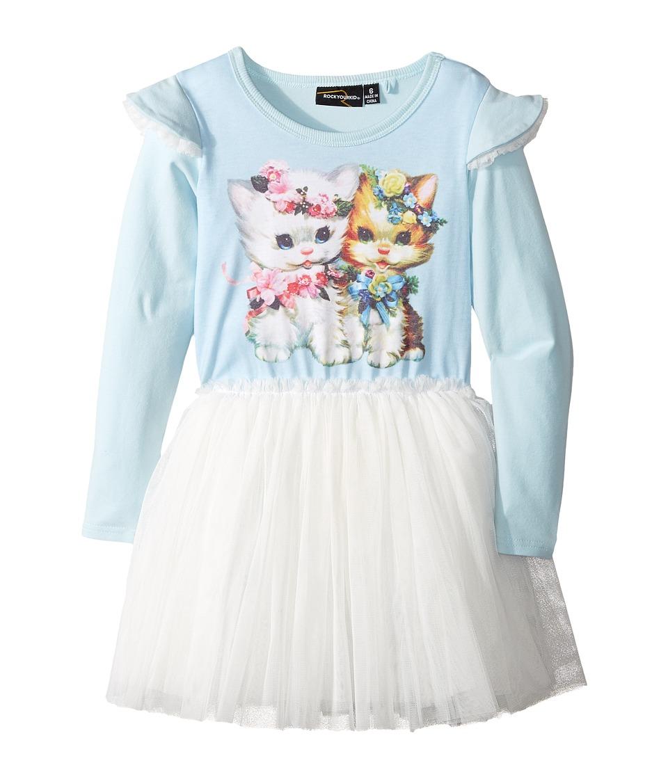 Rock Your Baby - Lulu Lola Long Sleeve Circus Dress