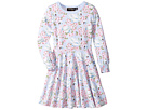 Rock Your Baby - Fairy Tale Swans Waisted Dress (Toddler/Little Kids/Big Kids)