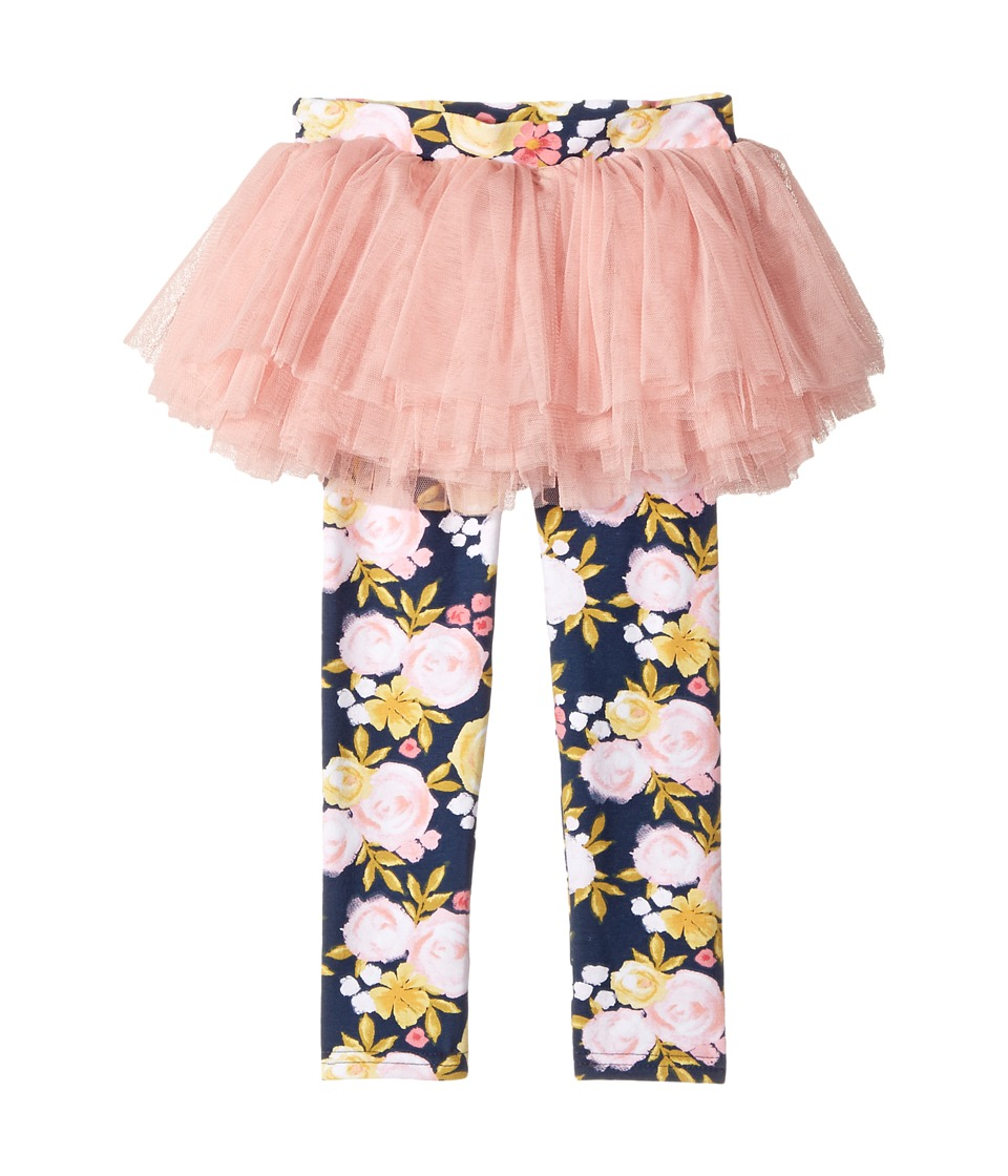 Rock Your Baby - Painted Circus Tights (Toddler/Little Kids/Big Kids) (Multi) Girls Casual Pants