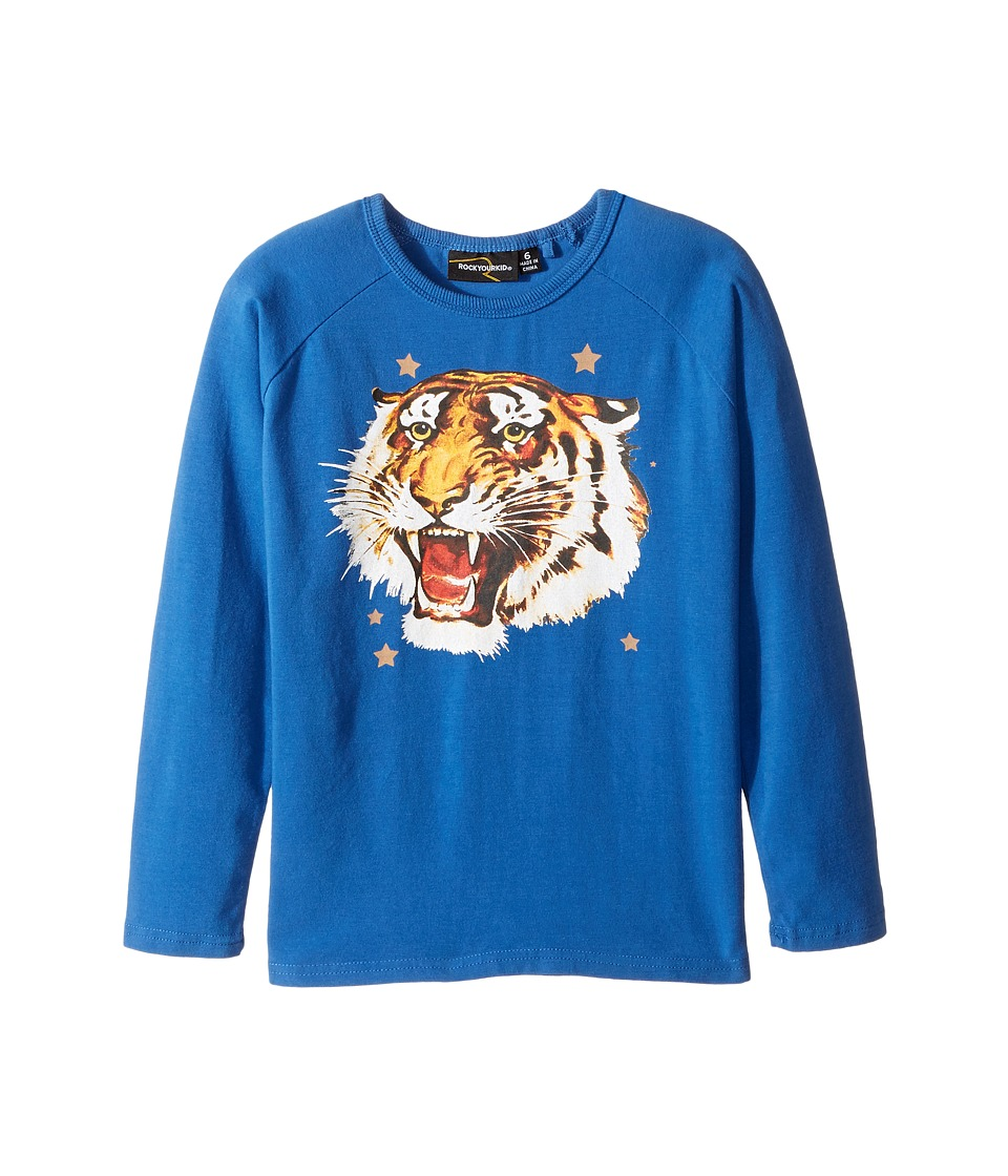 Rock Your Baby - Tiger Star Long Sleeve T-Shirt