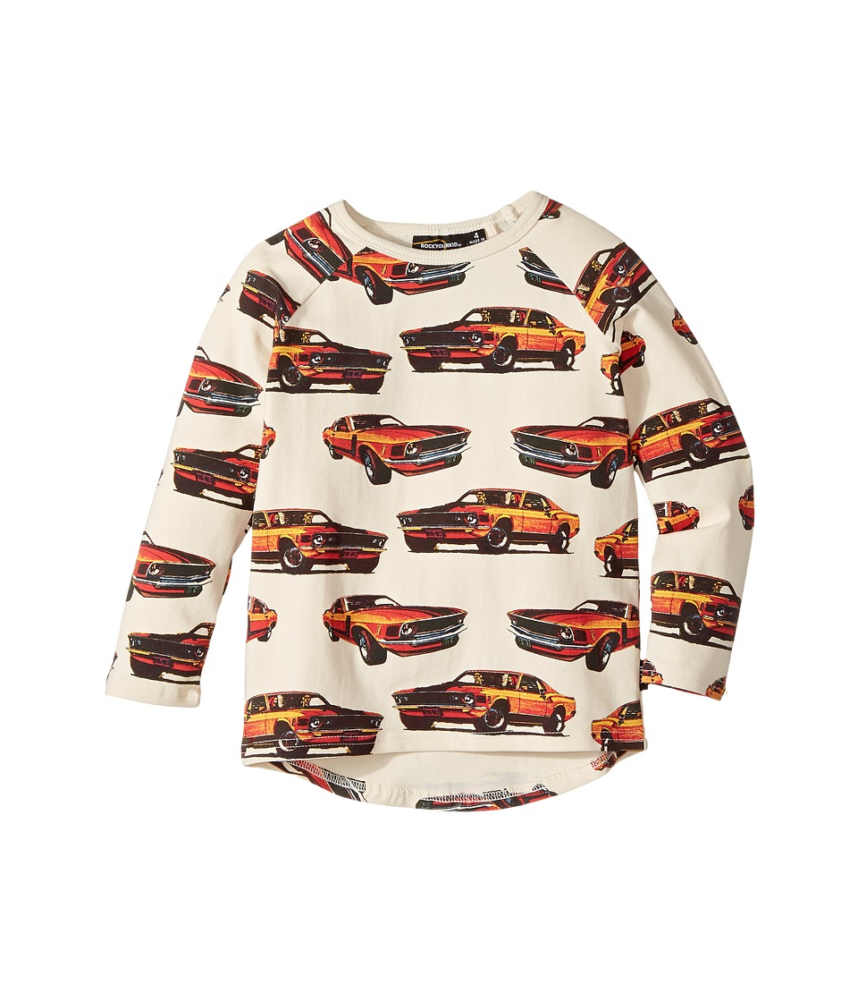 Rock Your Baby - Eat My Dust Long Sleeve T