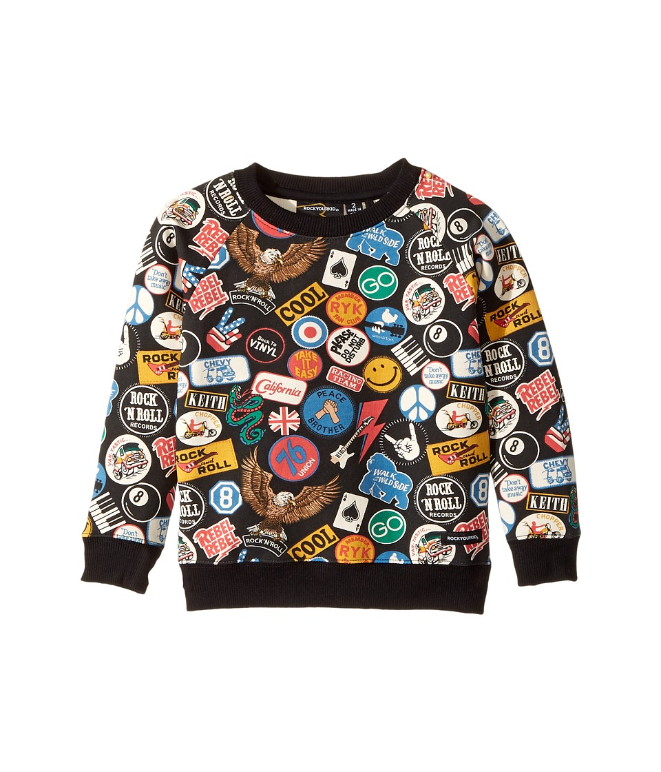 Rock Your Baby - Vintage Patches Jumper