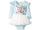 Rock Your Baby - Lulu & Lola Long Sleeve Circus Dress (Infant)