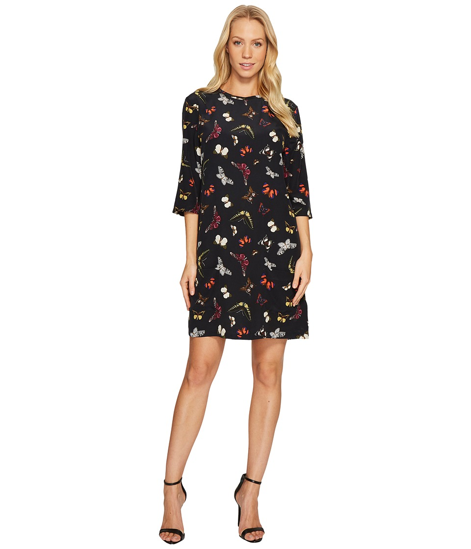 EQUIPMENT Aubrey Dress (Eclipse Multi) Women