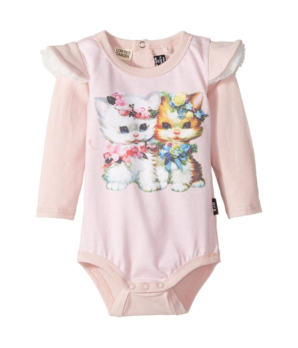 Rock Your Baby - Lulu Lola Long Sleeve Bodysuit