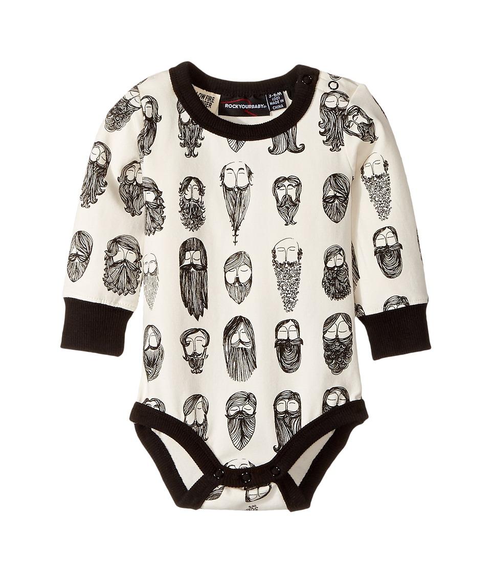 Rock Your Baby - Billyburg Long Sleeve Bodysuit