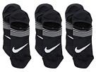 Nike Kids Performance Lightweight Footie Socks 3-Pair Pack (Little Kid/Big Kid)