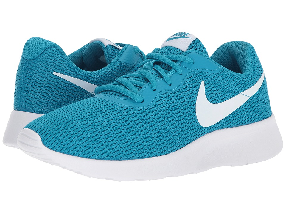 Nike Tanjun (Neo Turquoise/White) Women's Running Shoes
