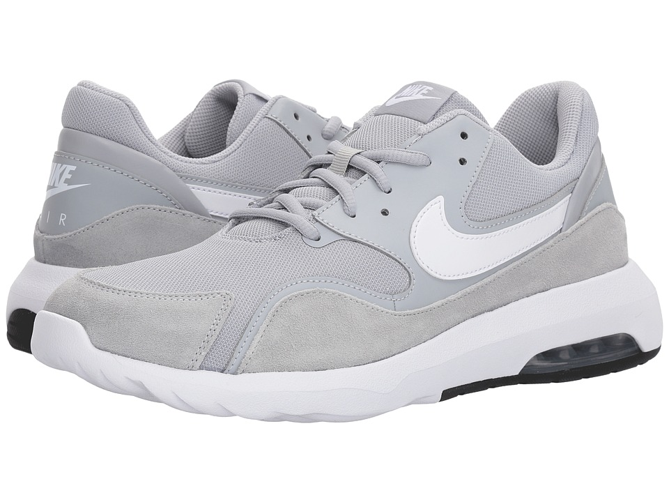 Nike Air Max Motion (Wolf Grey/White) Men's Running Shoes from