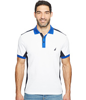 Nautica - Short Sleeve Color Block Polo