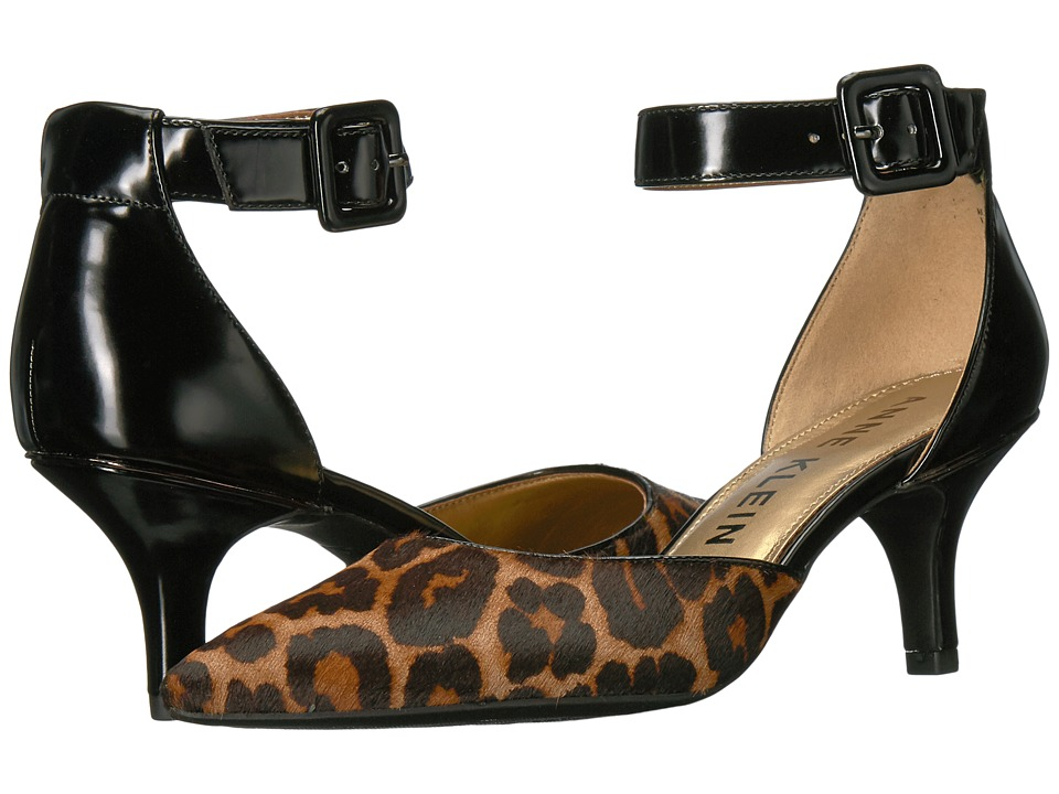 Anne Klein Fabulist (Leopard Synthetic) High Heels