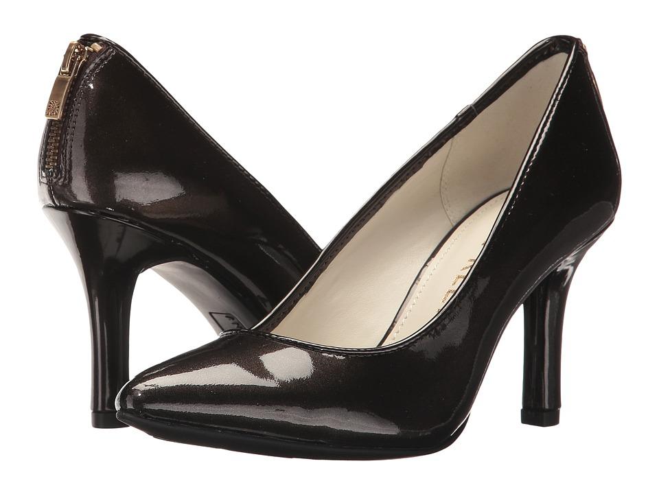 Anne Klein Falicia (Bronze Patent) High Heels