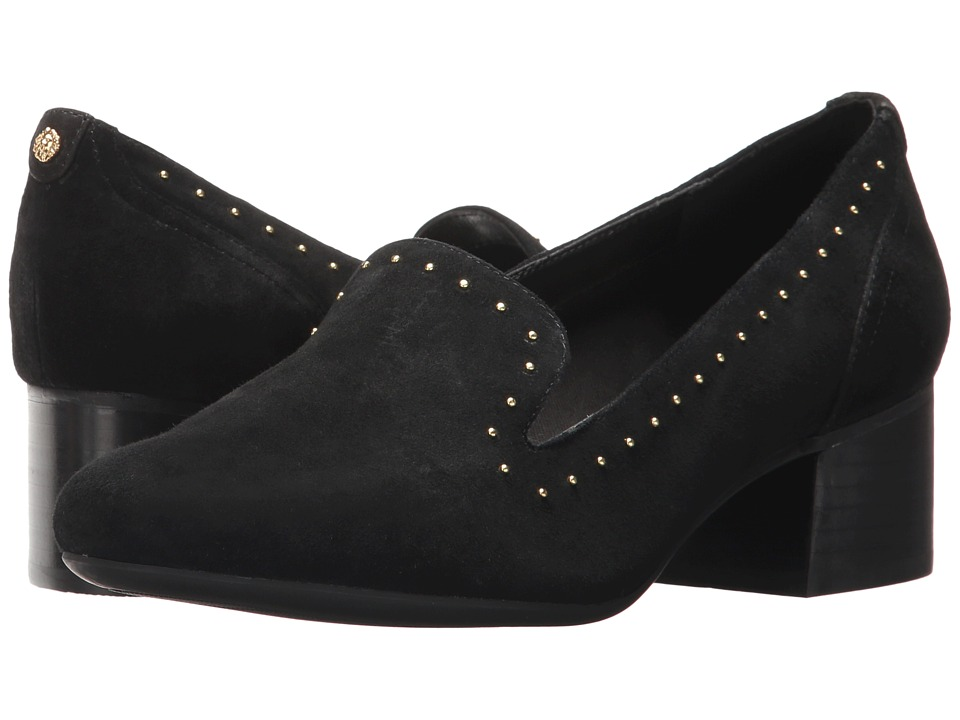 Anne Klein - Jacinda (Black Suede) Womens Shoes