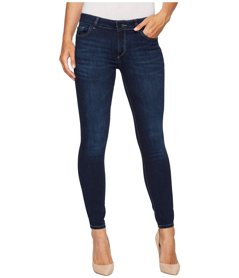 DL1961 Margaux Instasculpt Ankle Skinny in Salt Creek (Salt Creek) Women