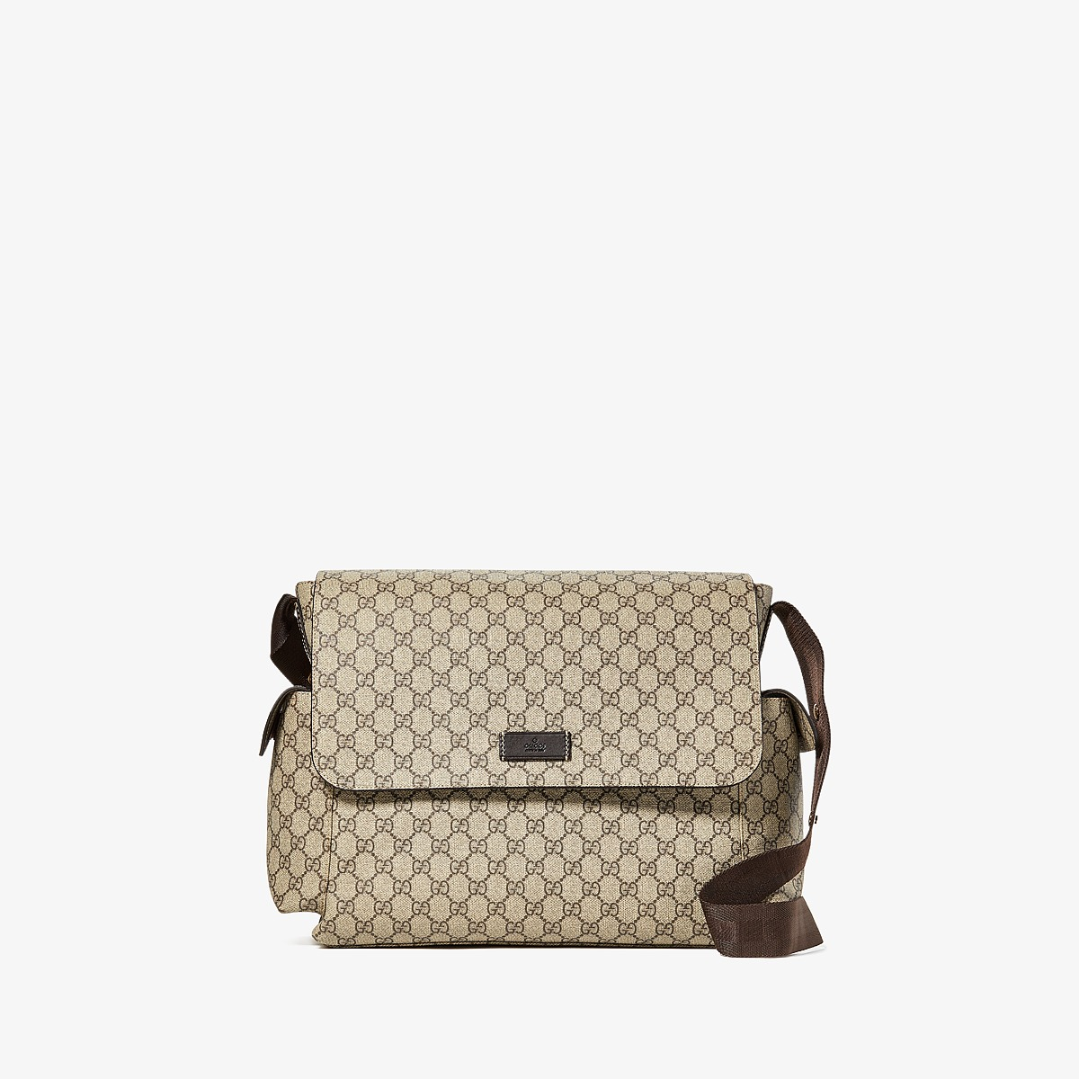 Gucci Kids - Handbag 211131KGDIG (Beige/Cocoa) Handbags
