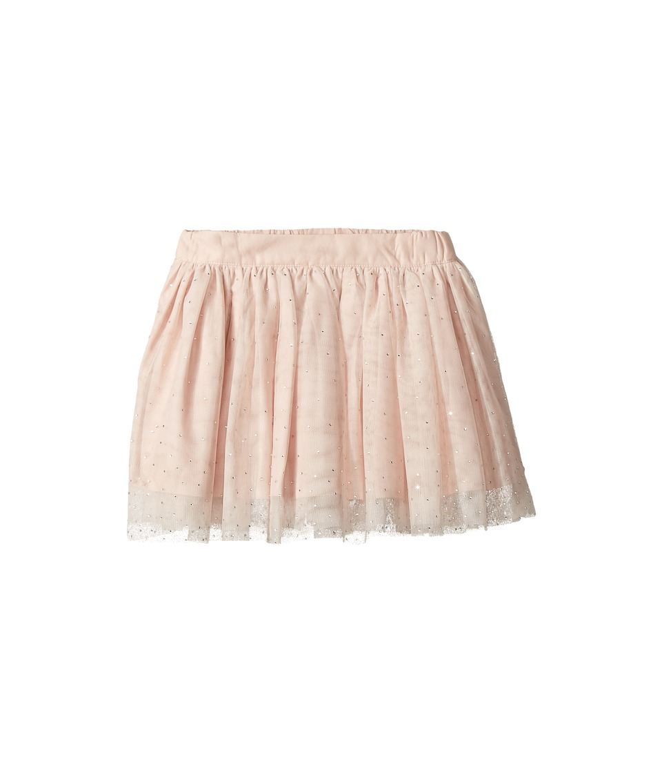 Stella McCartney Kids - Honey Rhinestone Embellished Tulle Skirt